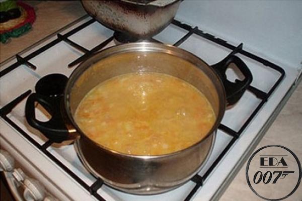 овощной бульон с картофелем