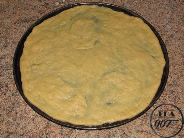 рецепт приготовления молочного торта 7 раскатанный корж
