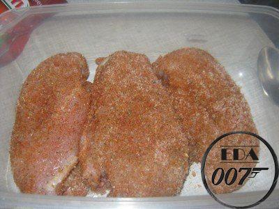 Карпаччо из куриных грудок