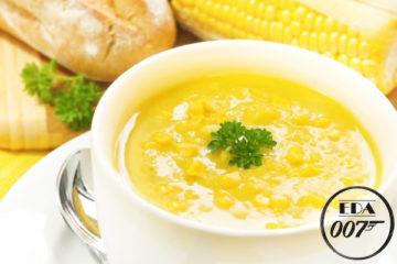 Кукурузная похлёбка - готовое блюдо