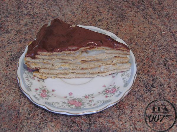 рецепт приготовления молочного торта 12 молочный торт