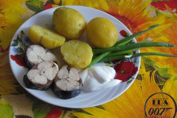 Скумбрия второе блюдо на 10 минут 3 готовая скумбрия